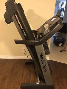 Nordictrack 1750 treadmill