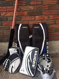 Street Hockey Goalie Equipment