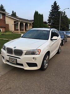 2011 BMW X3 twin turbo 3.5i M package
