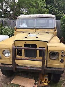 1973 Land Rover Series 3 Chatswood Willoughby Area Preview