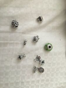 Assorted PANDORA CHARMS FOR SALE