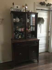 Antique Cabinet needs a new home!