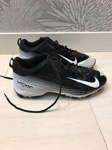Nike Vapor cleats, like new