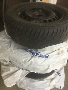 General Snow Tires 195/65 R15