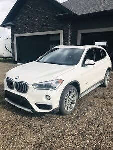 BMW X1 with warranty