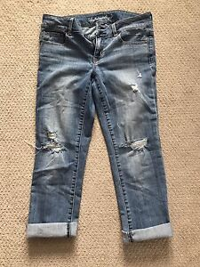 Cropped Women's American Eagle Jeans
