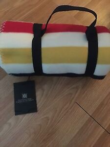 Hudson Bay Fleece Blanket