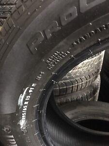 195/65/15 continental pneu d'été en bon état a 180$