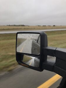 F1 50 pull out tow mirrors