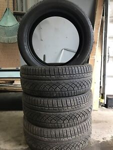 255 45 20 continental extremecontact / Hankook Optimo