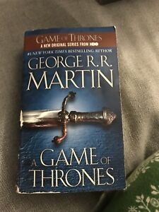 Book: Game of Thrones by George RR Martin
