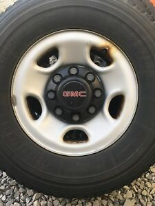 GM 8 BOLT RIMS