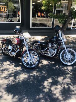 Harley Davidson 72 sporty Adelaide CBD Adelaide City Preview