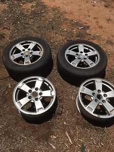 16 inch commodore rims Waikerie Loxton Waikerie Preview