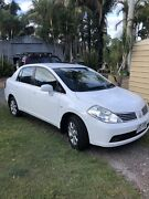 Nissan Tiida   Stl 6 speed manual 2006 low km 6 months rego  Booral Fraser Coast Preview