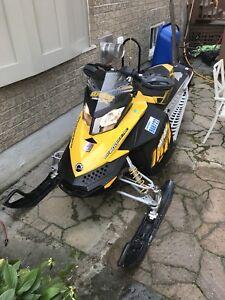 Ski doo MXZ 600