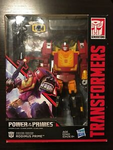 Transformers Power of the Primes Rodimus