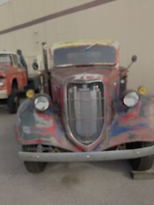 Looking for old trucks