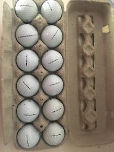 Mixed Prov1 and Prov1X used golf balls