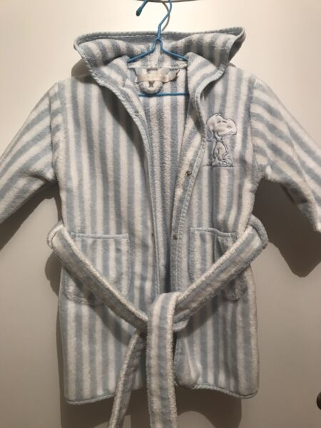 Snoopy Baby dressing gown. 1-2 | Other Baby & Children | Gumtree ...