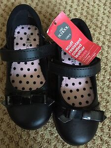New toddler leather shoes