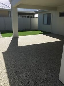 Concrete and Landscaping