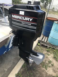 150 Hp Mercury outboard