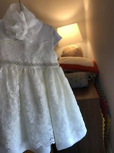 Robe Baptême -50$