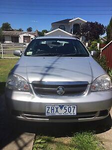 Holden Viva Sunshine Brimbank Area Preview