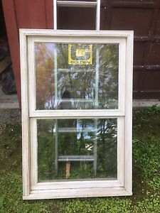 New Old Stock Wood Frame Windows