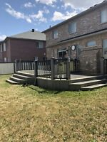 FENCE - DECKS -   New install and repairs
