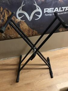 Keyboard stand and stool