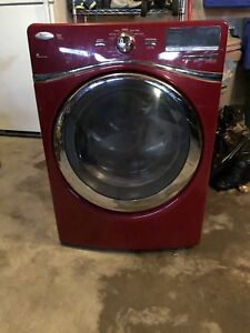 Used Whirpool Duet Dryer - Red
