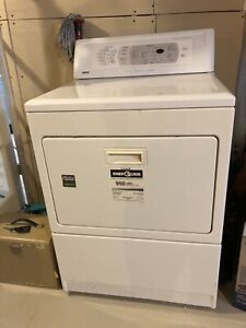 Electric Dryer hardly used