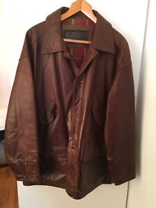 Timberland Men's Leather Jacket