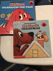 SELLING KIDS CLIFFORD BOOKS!