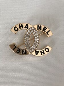 Chanel inspired brooches
