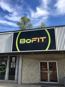 Affordable personal training!