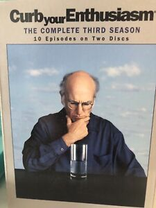 Curb Your Enthusiasm Season 3 DVD