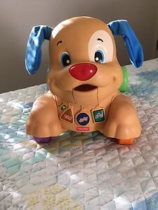 Fisher Price Walk/Ride on Puppy Murrumba Downs Pine Rivers Area Preview