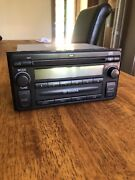 Genuine Toyota hilux 2006 double din CD and radio Adelaide CBD Adelaide City Preview