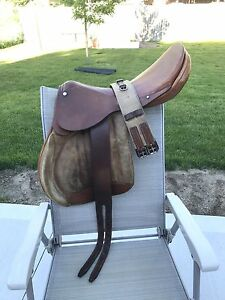 Pariani monoflap saddle for sale