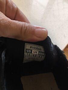 Ascent school dress shoes Size Us 7.5 UK 6.5