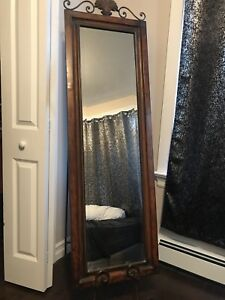 Full Length Mirror on Stand