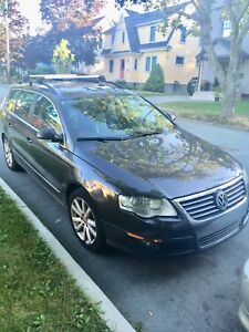 2008 Passat Wagon 4motion 3.7 low kms