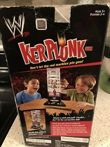 Collectable WWE Kerplunk Game