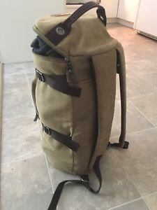 Canvas backpack 35L
