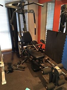 Home gym parabody Gs6 Taren Point Sutherland Area Preview