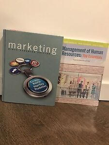 Intro marketing 9th edition and Management of human resource