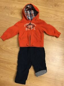 Boys Outfit 6-12mos